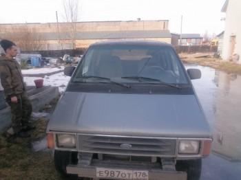 Продаю автомобиль и запчасти - Форд Аэростар2.JPG